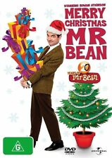 Merry Christmas, Mr Bean (20 Years of Mr Bean) NEW R4 DVD
