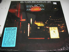 Neil Young & Bluenote Cafe - Bluenote Cafe 4 x LP box set new sealed #ed Reprise
