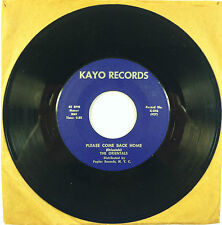 "The Orientals [7""] Please Come Back Home [Kayo; 927] *Excellent Condition*"