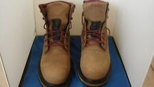 Cabela's Men's Brown Roughneck Steel-Toe Work Boots - Size 14D
