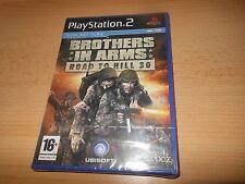 """Hermanos en armas """"Road to Hill 30' - Play Station 2 PS2 Nuevo Sellado"""