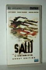SAW L'ENIGMISTA UNCUT EDITION FILM UMD VIDEO USATO EDIZIONE ITALIANA GD1 36659
