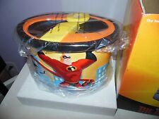 Disney - Pixar - The Incredibles Cookie Jar- Violet - Dash