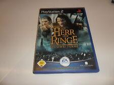 PlayStation 2  PS 2   Der Herr der Ringe: Die zwei Türme