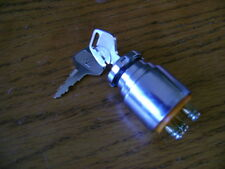 NEW 3 POSITION UNIVERSAL IGNITION SWITCH CHOPPER CUSTOM CAFE BOBBER