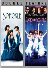 Sparkle & Dreamgirls (2 DVD Set/WS) Knowles, Murphey, Foxx - VG Cond - FREE S&H