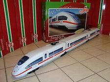 LGB TOYTRAIN 90610 ICE-3 MODERN HIGH SPEED PASSENGER TRAIN SET OF 3 PCS ONLY NIB