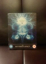 The Butterfly Effect Steelbook (Blu-ray) Mint & Sealed UK Zavvi Exclusive.