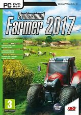 Professional Farmer 2017 - The Simulation (PC DVD) NEW & Sealed