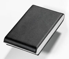"""Troika """"Midnight"""" - Business Card Holder with Magnetic Closure Feature"""
