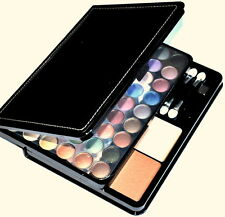 Active FACE FOLIO COSMETICS COMPACT EYESHADOWS x54 lipstick powder blusher more