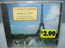 Saint-Saens SYMPHONY No. 3 in C Minor, Zurich Radio O/Randeville, CD, SEALED