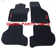 2006-2009 Volkswagen GLI MK5 All Season MONSTER MATS Set of 4 Oval Clip OEM