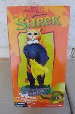 PUSS IN BOOTS MCFARLANE COLLECTOR'S CLUB EXCLUSIVE CAST RESIN STATUE MIB SHREK!