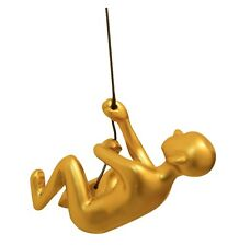 New Gold Climbing man wall art home decor! Buy 4 Get 1 Free ! Exclusive