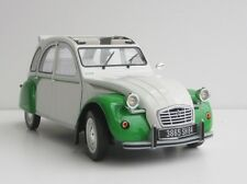Citroen 2CV6 DOLLY 1/18 NOREV 181512 2 CV Ente 2CV 1985 deux chevaux GREEN