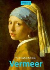 Vermeer (Basic Art)-ExLibrary