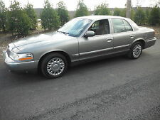 Mercury: Grand Marquis GS 4DOOR