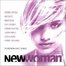 Various Artists: New Woman 2001 - Double CD Album (2001)