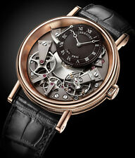"Breguet Tradition Skeleton 18kt Rose Gold ""La Tradition Squelette"" 7057BR/G9/9W6"