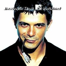 MTV Unplugged by Alejandro Sanz (CD, Nov-2001, WEA Latina)