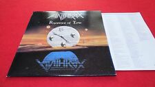 Anthrax - Persistence Of Time  Orig 1991 LP