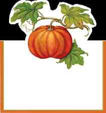 Thanksgiving Placecards Fall Holiday Leaves Thanksgiving Decor Place Cards Pk 16
