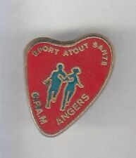 RARE PINS PIN'S .. MEDECINE CPAM CRAM SECU MEDICAL  ANGERS 49 EM ~AX