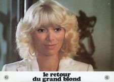 MIREILLE DARC LE RETOUR DU GRAND BLOND 1974 PHOTO D'EXPLOITATION #7