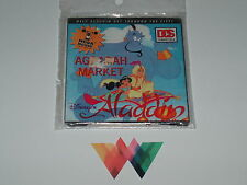 "ALADDIN AGRABAH MARKET VINTAGE 3.5"" PC COMPUTER GAME IBM 3 1/2"" SHAREWARE NEW"