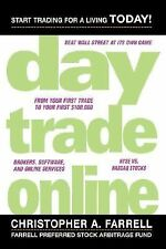 Day Trade Online by Christopher A. Farrell (1999, Hardcover)