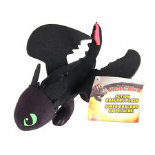 USA Dreamworks How To Train Your Dragon 2 Red Tail Plush Stuffed Toothless Tags