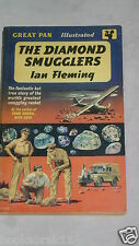 The Diamond Smugglers by Ian Fleming (Paperback)1960  Great Pan edition 1st RARE