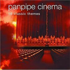 PAN PIPES CINEMA  CD 16 CLASSIC MOVIE THEMES IN THE RELAXING STYLE OF PAN PIPES