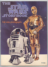 Star Wars (SC) Storybook #TV4466 (2nd Print) FN Super Bright - Full Color Photos