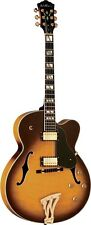 Washburn Model J5TSK - Semi-hollow Archtop Electric Jazz Guitar w/Case - SALE!