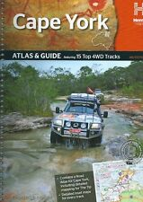 Hema Cape York Atlas & Guide *FREE SHIPPING - IN STOCK - NEW*