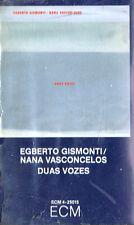 MUSICASSETTA - EGBERTO GISMONTI / NANA VASCONCELOS - DUAS VOZES   sigillata(20)