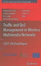 Lecture Notes in Electrical Engineering Ser.: Traffic and QoS Management in...