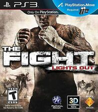 The Fight: Lights Out PS3