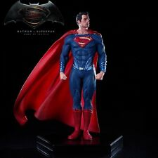 IRON STUDIOS Superman Batman v Superman Art Scale Statue 1:10 '' NIB '' -EU-