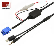 Audio Input Cable Adapter for Becker Blaupunkt with iPhone 5/6