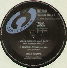 KENNY THOMAS - Tender Love (Frankie Knuckles Rmx) - Cooltempo