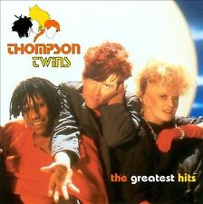 The  Greatest Hits [BMG/RCA] by Thompson Twins (CD, Apr-2003, Camden)