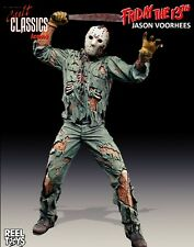 FRIDAY THE 13th JASON VOORHEES CULT CLASSICS ICONS Action Figure NECA