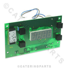 ROWLETT RUTLAND ELECTRONIC TIMER PCB DIGITAL DISPLAY CONTACT GRILL DT MODELS