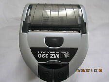 Zebra MZ 320 Mobile Thermal Printer bluetooth