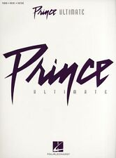 PRINCE Ultimate Learn WHEN DOVES CRY PURPLE RAIN PIANO GUITAR PVG Music Book NEW