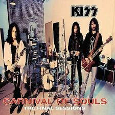 KISS Carnival Of Souls The Final Sessions CD BRAND NEW