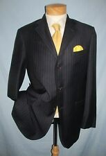 Exquisite ETRO Milano sport jacket blazer dual vent ticket pocket made Italy 42L